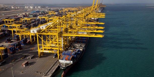DP World, la maison-mère de P&O Ports, opère près de 80 terminaux dans le monde.