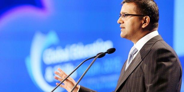 Vikas Pota, directeur général de la Varkey Foundation.