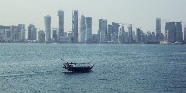 Baie de Doha au Qatar - Copyright Flickr/Lazy Sam