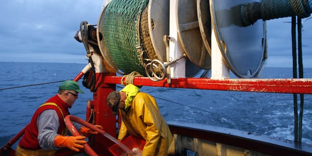 CLS déploie des balises sur les engins de pêche.