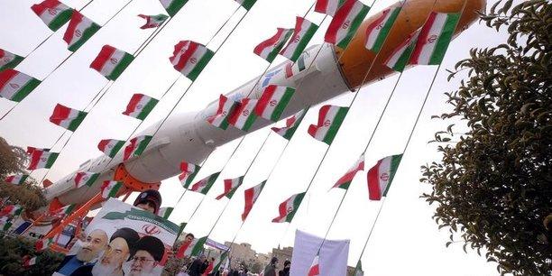 L'iran serait pret a parler de son arsenal balistique[reuters.com]