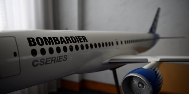Les etats-unis imposent 300% de droits de douane sur le cseries de bombardier[reuters.com]