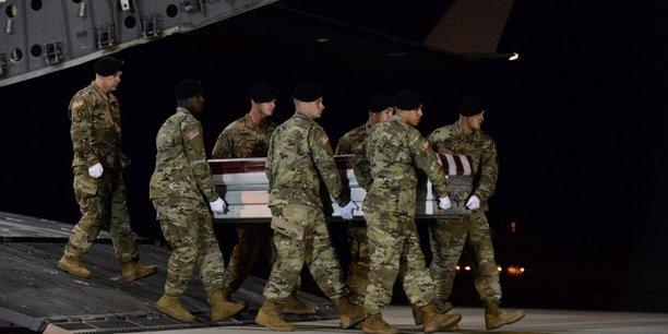 Un quatrieme soldat americain a ete tue dans l'embuscade au niger[reuters.com]