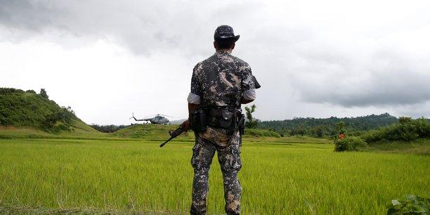Les rebelles rohingya prets a repondre a tout geste d'apaisement[reuters.com]