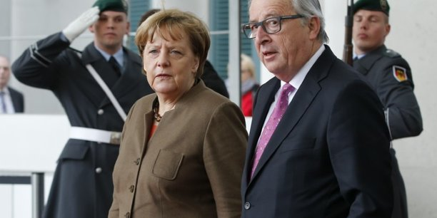 Merkel et juncker ont discute de la crise en catalogne[reuters.com]