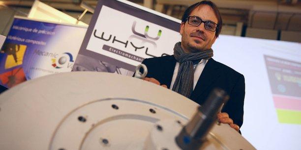 Romain Ravaud a mis au point des moteurs électriques compacts et très économes en énergie.