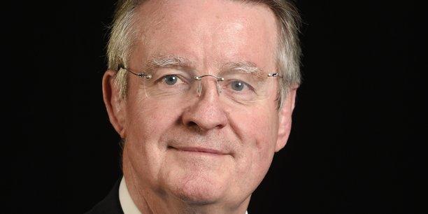 Bernard Lapasset, coprésident du comité de candidature de Paris 2024.