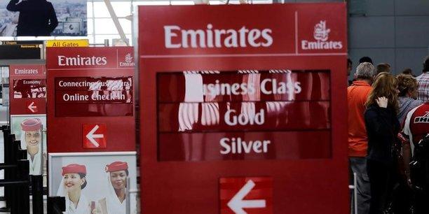 Après les 50 Airbus A350, Emirates commande 30 Boeing 787