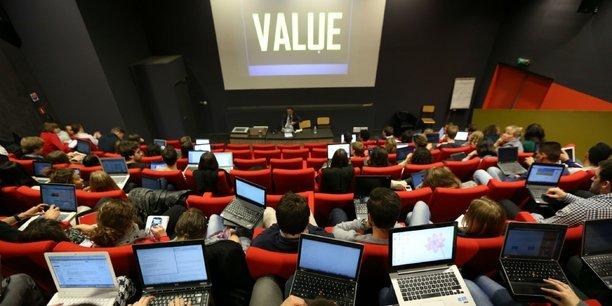 L'IAE, devenu TSM, compte 3 000 étudiants.