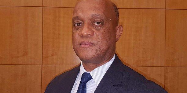 Luis Felipe Lopes Tavares, ministre cap-verdien des Affaires étrangères et des Communautés