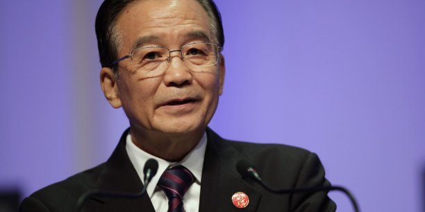 Wen Jiabao, premier ministre chinois Copyright Reuters