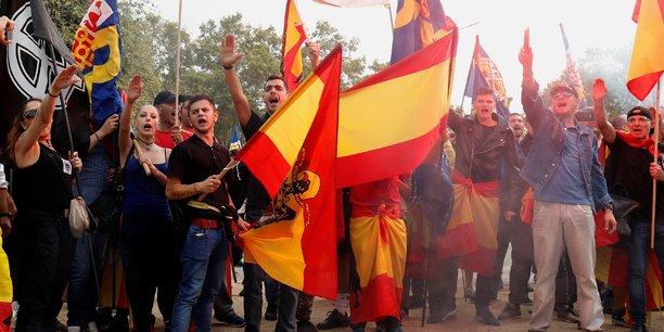 Une fete nationale espagnole sur fond de crise catalane[reuters.com]