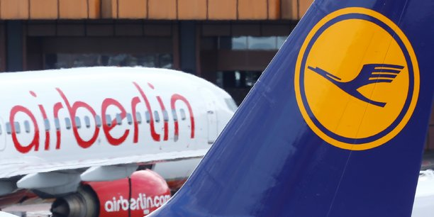 Lufthansa signera ce jeudi l'accord avec air berlin, annonce spohr[reuters.com]
