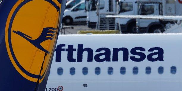 Lufthansa signe un accord de rachat d'actifs d'air berlin[reuters.com]