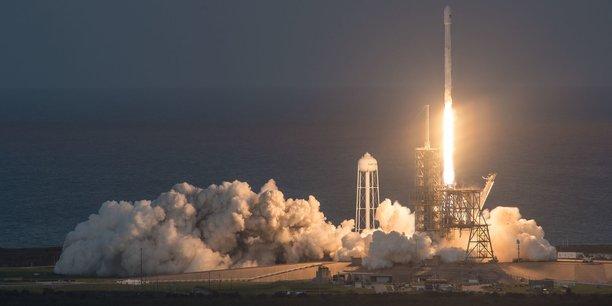 Quinzième lancement réussi de l'année pour SpaceX