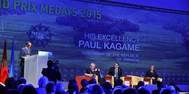 En 2015, le grand prix Medays a été décerné à Paul Kagamé, président de la République du Rwanda.