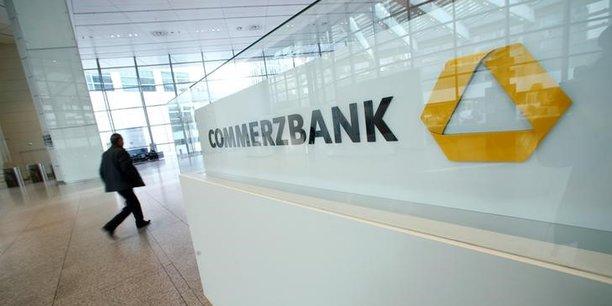 Le gouvernement allemand n'est pas prêt à céder sa participation de 15,6% dans Commerzbank à n'importe quelles conditions.
