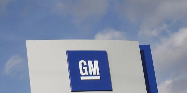 Gm annonce une baisse de la production dans une usine de detroit[reuters.com]