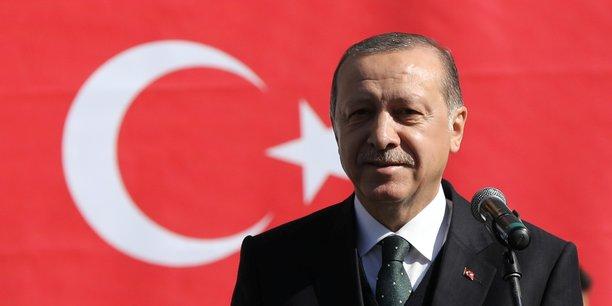 Erdogan defend l'achat par la turquie de missiles russes s-400[reuters.com]