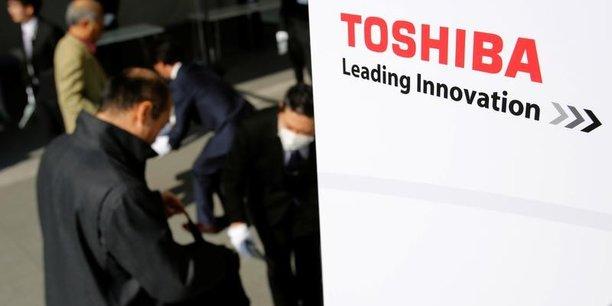 Toshiba negocie un investissement conjoint avec western digital[reuters.com]