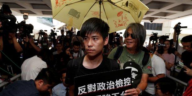 Neuf militants pro-democratie condamnes a hong kong[reuters.com]