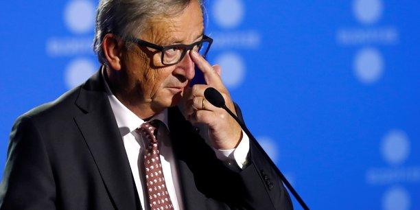 Juncker demande a la grande-bretagne de payer pour le brexit[reuters.com]