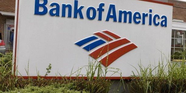 Bank of america: profit en hausse avec la baisse des couts[reuters.com]