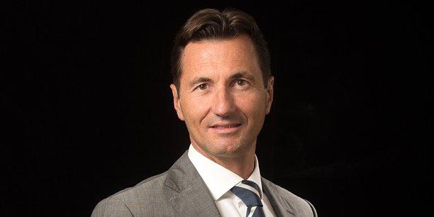 Gilles Monat, directeur général de Saxo Banque France
