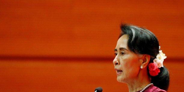 Suu kyi horrifiee par la crise des rohingyas, selon un conseiller[reuters.com]