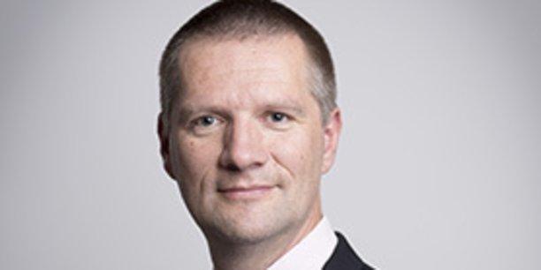 Guillaume Poupard, le patron de l'Agence nationale de la sécurité des systèmes d'information (ANSSI).