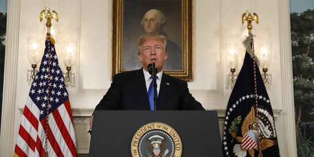 Trump choisit la confrontation avec l'iran[reuters.com]