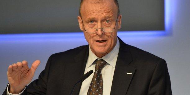 Airbus triple son résultat net en 2017 malgré les déboires de l'A400M