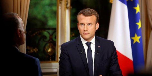 Malgré sa tentative d'explication dimanche 17 octobre sur TF1, Emmanuel Macron peine à se démarquer de l'image de président des riches. L'enquête exclusive BVA-La Tribune montre que la mesure de transformation de l'impôt sur la fortune en impôt sur le patrimoine nepasse pas. Et une majorité de Français pensent que le budget 2018 n'aura pas d'impact positif sur leur pouvoir d'achat.