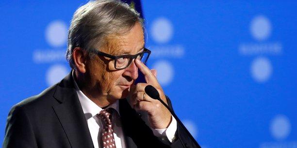 Jean-Claude Juncker a salué l'effort structurel fait par Paris, citant notamment la réforme du code du travail.