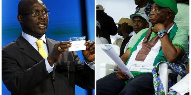 Liberia-Le second tour de la présidentielle sera repoussé