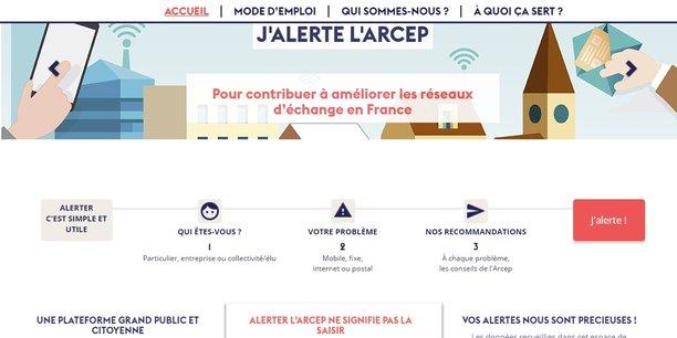 Avec cette nouvelle plateforme, l'Arcep veut « ubériser les opérateurs télécoms pour avoir directement l'info sur le ressenti des utilisateurs et pouvoir agir sur le marché pour corriger le tir ».
