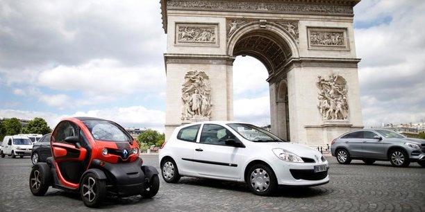 La marque Renault vend à peine 3.000 voitures de plus aujourd'hui par rapport à 2006, mais c'est sans compter les 600.000 immatriculations de Dacia, sa filiale d'entrée de gamme.