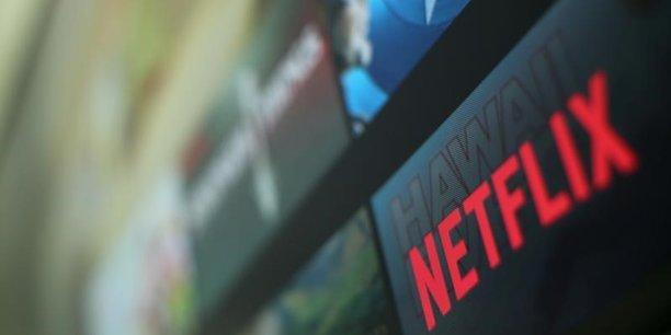 La plateforme de streaming vidéo, Netflix, totalise 117,6 millions d'utilisateurs dans le monde fin 2017.