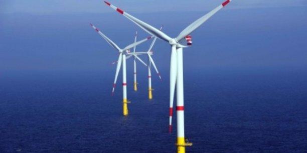 Dans l'éolien, des projets sont déjà régulièrement mis en service avec un coût de 4 dollars le MWh.