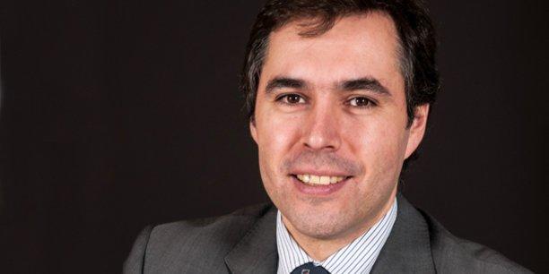 Frédéric Coirier, co-président du Mouvement des entreprises de taille intermédiaire (Meti) et président du directoire des cheminées Poujoulat.