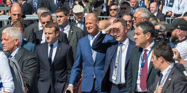Tom Enders ne briguera pas de nouveau mandat — Airbus