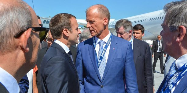 Le président d'Airbus Tom Enders recommande vivement dans un courrier adressé à Angela Merkel et Emmanuel Macron une initiative franco-allemande en vue de définir en coopération avec l'industrie, une nouvelle vision spatiale, de nouveaux projets ambitieux et de nouvelles politiques pour l'Europe.
