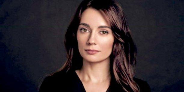 Xenia Fedorova, présidente de RT France