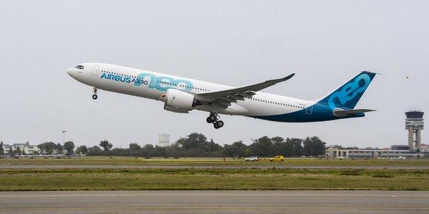 La compagnie indienne à bas coûts Indigo étudie aujourd'hui l'achat d'une commande de gros-porteurs de type A330 pour se lancer dans l'aventure du long-courrier.