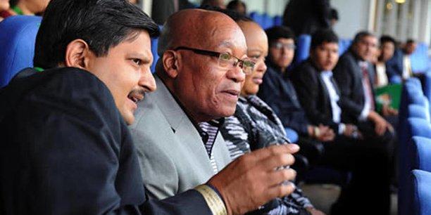 Les retombées des liens entre le clan Gupta et Zuma s'internationalisent après l'Inde et les Etats-Unis, c'est au tour de l'Angleterre de s'y intéresser.