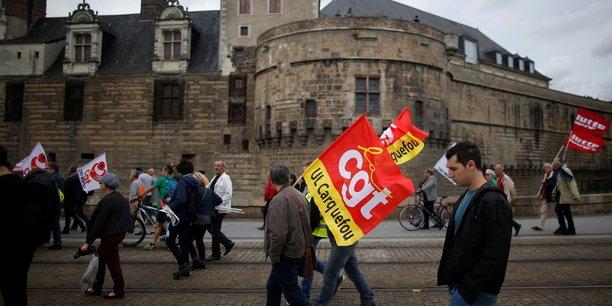 La CGT a peu mobilisé mais le syndicat veut maintenir la pression