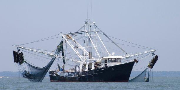 Grâce aux algorithmes, CLS peut déduire la méthode de pêche et la quantité de poissons capturés.