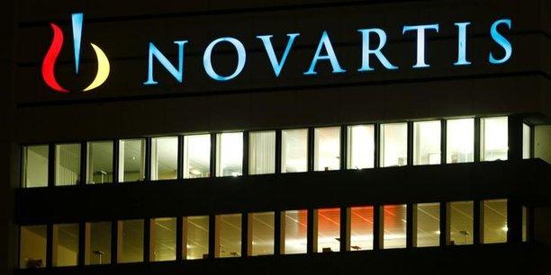 En 2016, l'activité oncologie de Novartis a vu son chiffre d'affaires chuter de 4% à 12,8 milliards de dollars..