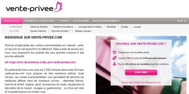 23f063a3ffdb vente-privee.com va embaucher 200 salariés près de Lyon