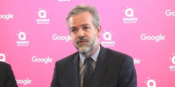 Sébastien Missoffe a pris la tête de Google France en avril dernier.